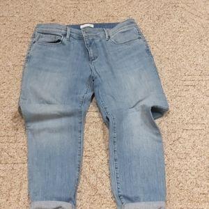 Womens LOFT jeans